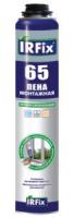 IRFIX пена монтажная профессиональная 65