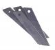 Лезвия запасные к ножам 18 мм (10 шт/уп)