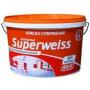 """Краска """"Гермес Супервайс (Superweiss)"""", 40кг"""