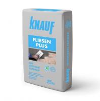 Клей плиточный усиленный Кнауф-Флизен Плюс 25кг