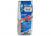 Затирка цементная Mapei Ultracolor Plus №110 манхэттен 2000 2кг.