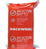 Роквул (Rockwool) Акустик Баттс 3м2 (0.3м3) толщ. 100мм