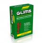 Шпатлевка гипсовая суперфинишная Glims Finish-Gips (белая), 15 кг