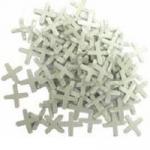 Крестики 1, 5 мм для кладки плитки пластмассовые (100 шт)