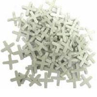 Крестики 5 мм для кладки плитки пластмассовые (100 шт)