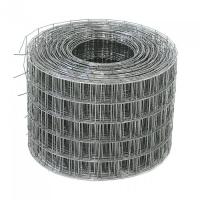 Сетка кладочкая черная 50х50мм, рулон 0.50х50м, диам 1.6