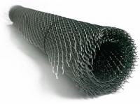 Сетка металлическая, ячейка 50х50 мм, рулон 1.5х25м, диам.2