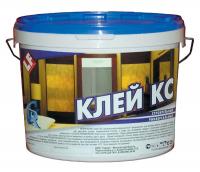 """Клей """"КС"""" морозоустойчив, термостоек 18кг"""