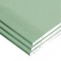 Гипсокартонный лист влагостойкий Кнауф 2500x1200x9,5мм