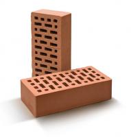 Кирпич строительный одинарный М150 (размер 250х120х65)