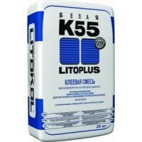 Плиточный клей Litokol Litoplus К55 25 кг