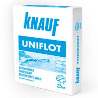 Шпатлевка KNAUF Uniflott 25кг