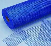 Сетка фасадная 5 х 5 мм (1 х 35 м) синяя
